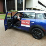 mini cooper winner Selona Alleyne