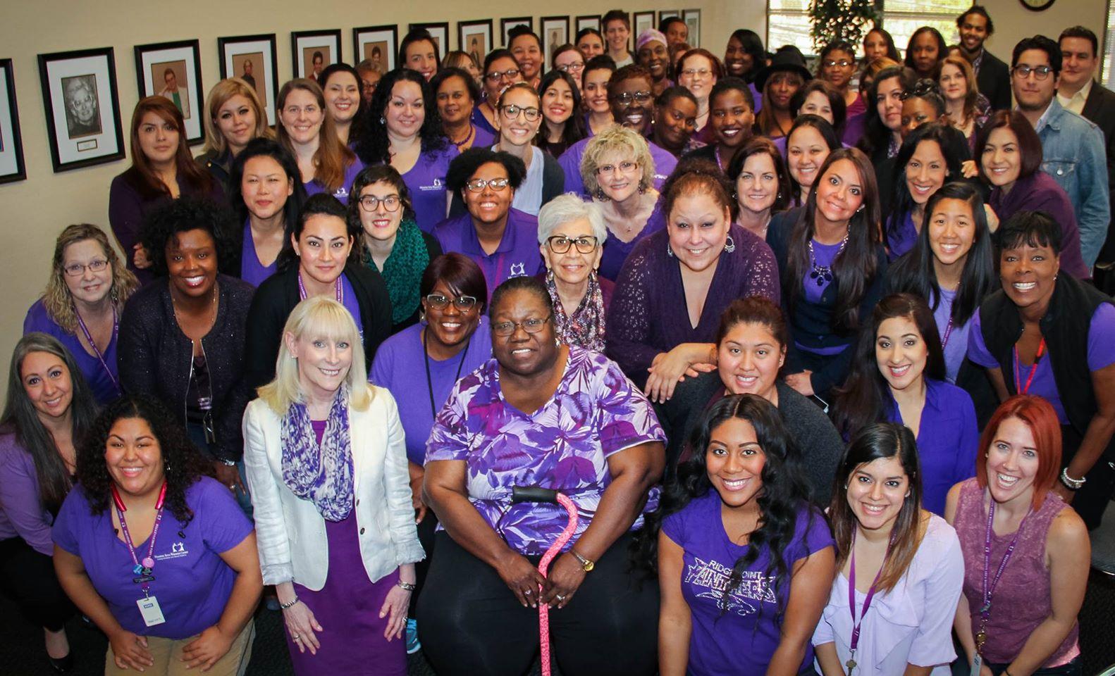 2016 Children's Health Fund Spotlight: Houston Area Women's Center