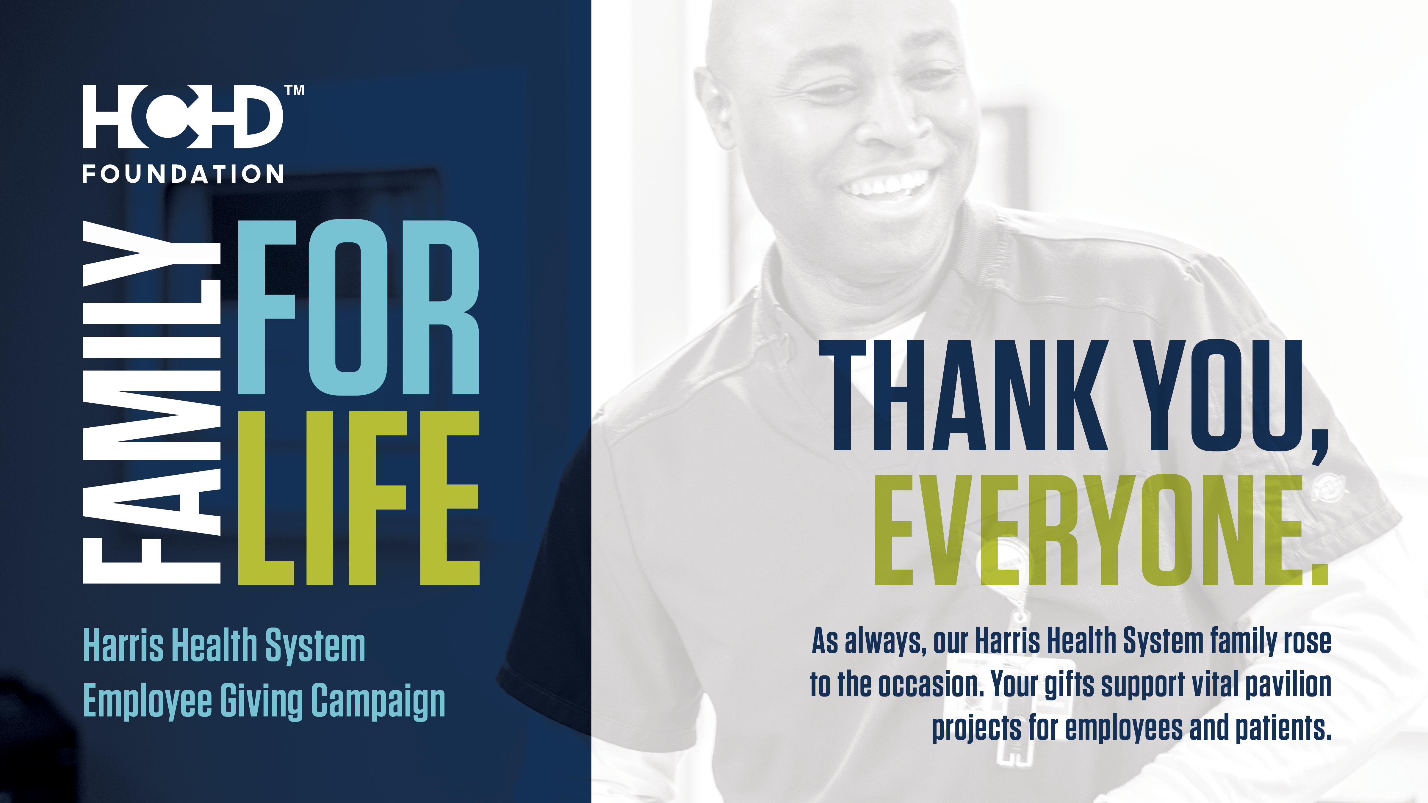 Family for Life Campaign Results