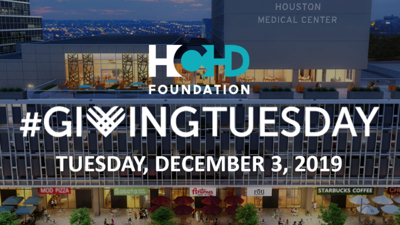 2019 Giving Tuesday – Save the Date